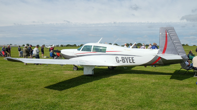G-BYEE - Mooney M20K-231 - Private