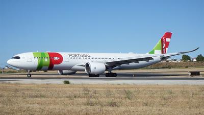 A picture of CSTUF - Airbus A330941 - TAP Air Portugal - © Marco A. R. Ferreira
