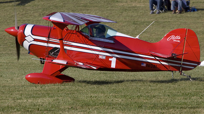 N1381 - Pitts S-1C Special - Private