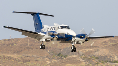 N3ME - Beechcraft F90 King Air - Private