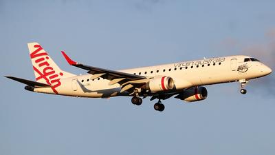 VH-ZPI - Embraer 190-100IGW - Virgin Australia Airlines