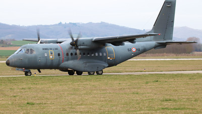 193 - CASA CN-235-300 - France - Air Force