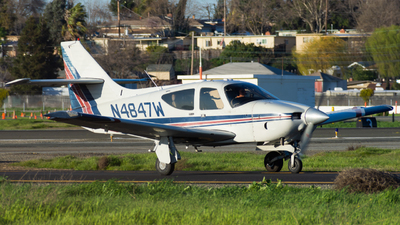 N4847W - Rockwell Commander 114 - Private