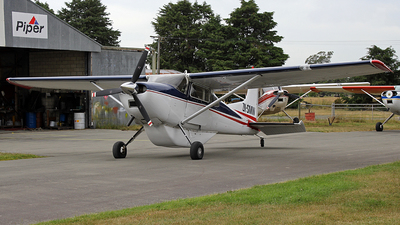 ZK-SMW - Cessna 185C Skywagon - Private