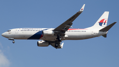 A picture of 9MMXY - Boeing 7378H6 - Malaysia Airlines - © Herison Riwu Kore