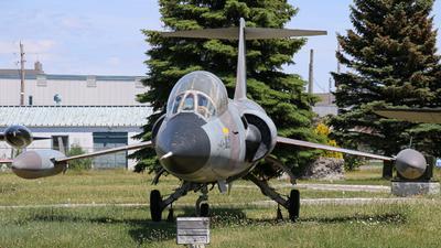 104646 - Canadair CF-104D Starfighter - Canada - Royal Canadian Air Force (RCAF)