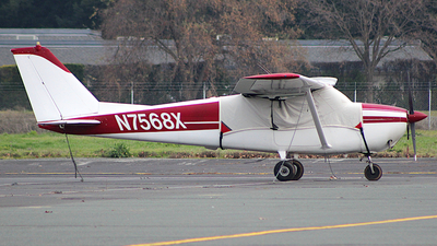 N7568X - Cessna 172B Skyhawk - Private