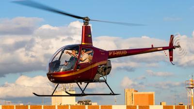 PT-HUD - Robinson R22 Beta II - AGD Aviation Formação de Pilotos