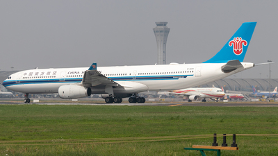 B-300V - Airbus A330-343 - China Southern Airlines