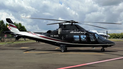 PR-ROS - Agusta-Westland AW-109SP - Private