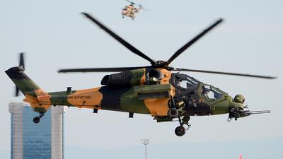 18-1048 - TAI T-129B ATAK - Turkey - Army