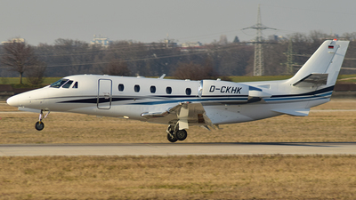 D-CKHK - Cessna 560XL Citation XLS - Stuttgarter Flugdienst (SFD)
