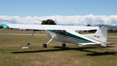 VH-GKI - Cessna 185A Skywagon - Private