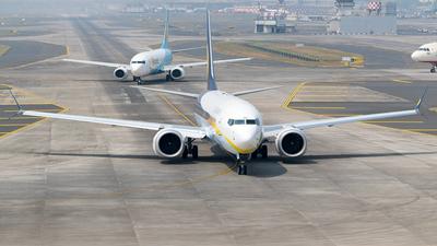 VT-JXD - Boeing 737-8 MAX - Jet Airways