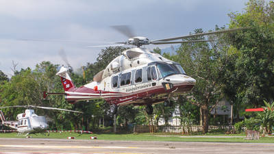 3101 - Airbus Helicopters H175 - Thailand - Royal Thai Police Wing