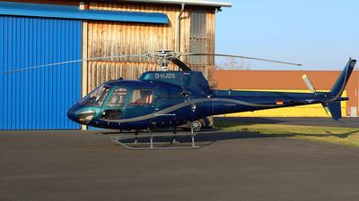 D-HJDS - Aérospatiale AS 350BA Ecureuil - Private