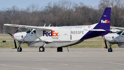 N853FE - Cessna 208B Super Cargomaster - FedEx Feeder (Mountain Air Cargo)