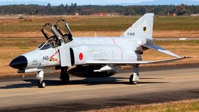 17-8440 - McDonnell Douglas F-4EJ Kai - Japan - Air Self Defence Force (JASDF)