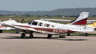 N4360P - Piper PA-34-220T Seneca III - Private