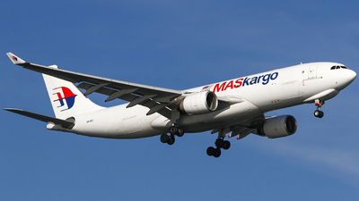 9M-MUC - Airbus A330-223F - MASkargo