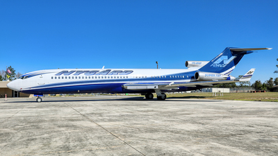 VQ-BNF - Boeing 727-2N6(Adv) - Private
