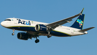 A picture of PRYSA - Airbus A320251N - Azul Linhas Aereas - © Alexandre Barreto