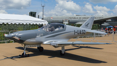I-UASD - Blackshape Prime BS100 - Blackshape Aircraft