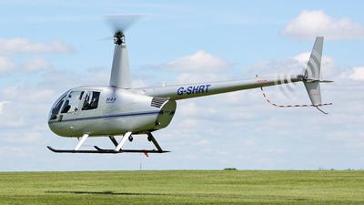 G-SHRT - Robinson R44 Raven II - Private