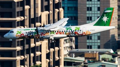 B-17001 - ATR 72-212A(600) - Uni Air
