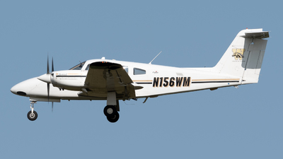 N156WM - Piper PA-44-180 Seminole - Western Michigan University College of Aviation