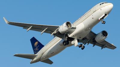 A picture of HZAS51 - Airbus A320214 - Saudia - © Alp AKBOSTANCI