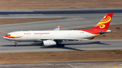 B-LNX - Airbus A330-243F - Hong Kong Airlines Cargo