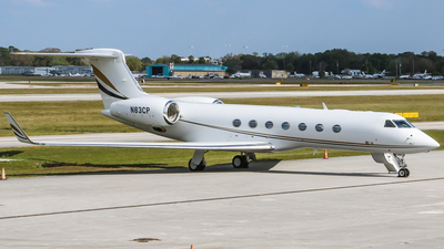 N83CP - Gulfstream G-V - Private