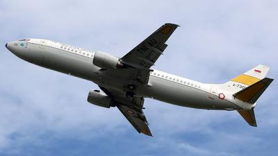 A picture of A7305 - Boeing 7374U3 - [25714] - © Luqman Alif