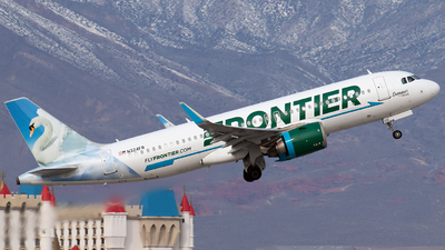 N324FR - Airbus A320-251N - Frontier Airlines