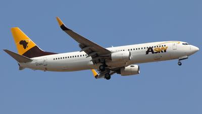 A picture of ETATV - Boeing 7378Q8 - ASKY - © Sander in West-Africa