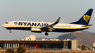 EI-GJI - Boeing 737-8AS - Ryanair
