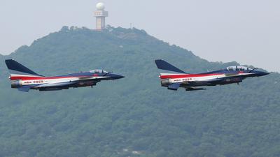 10 Chengdu J10SY China Air Force