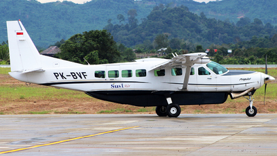 PK-BVF - Cessna 208B Grand Caravan - Susi Air