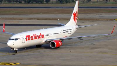 9M-LNL - Boeing 737-9GPER - Malindo Air