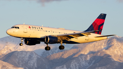 A picture of N336NB - Airbus A319114 - Delta Air Lines - © Michael Rodeback