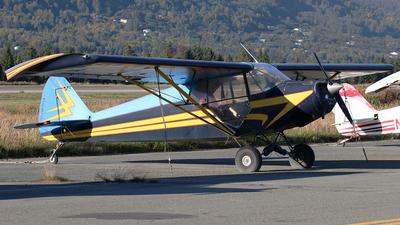 N30520 - Piper J-5A Cub Cruiser - Private