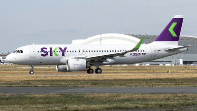 A picture of FWWDL - Airbus A320 - Airbus - © DN280