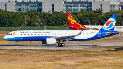 B-30EL - Airbus A321-253NX - Chongqing Airlines