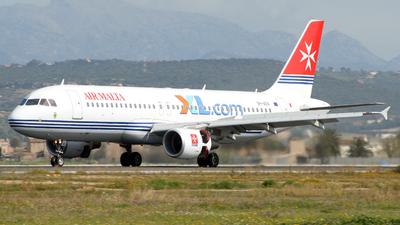 9H-AEN - Airbus A320-214 - Air Malta