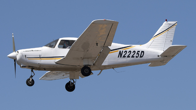 N2225D - Piper PA-28-161 Cadet - Private