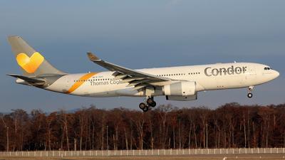 G-TCCG - Airbus A330-243 - Condor