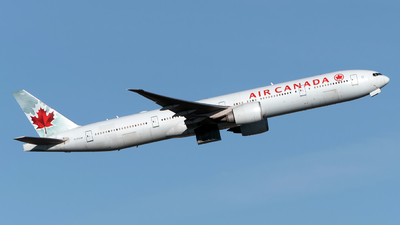 A picture of CFIUW - Boeing 777333(ER) - Air Canada - © Sebastian Thiel