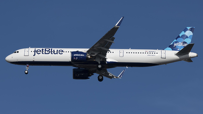 N2044J - Airbus A321-271NX - jetBlue Airways