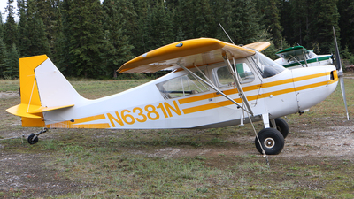 N6381N - Champion 7ECA Citabria - Private